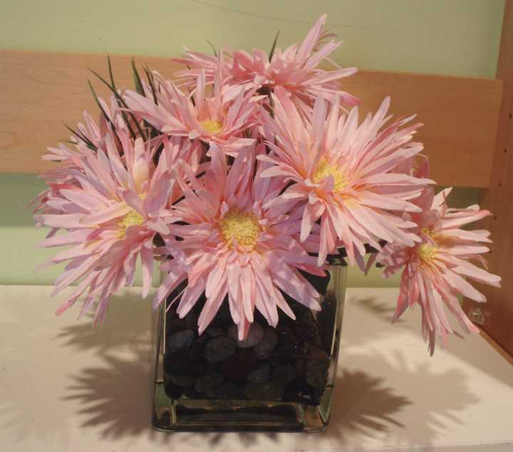 Gerber Daisy Light Pink
