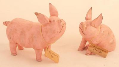 CUTE PINK PIG!