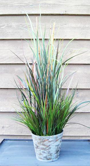 Mixed Grass Arrangement